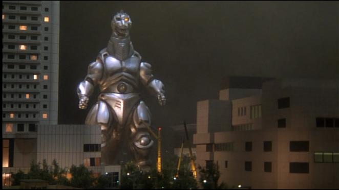 Disaster Year: 20XX: Godzilla vs Mechagodzilla II